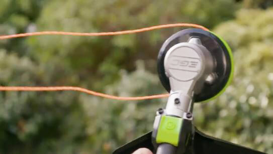 EGO POWER+ 15 String Trimmer with POWERLOAD