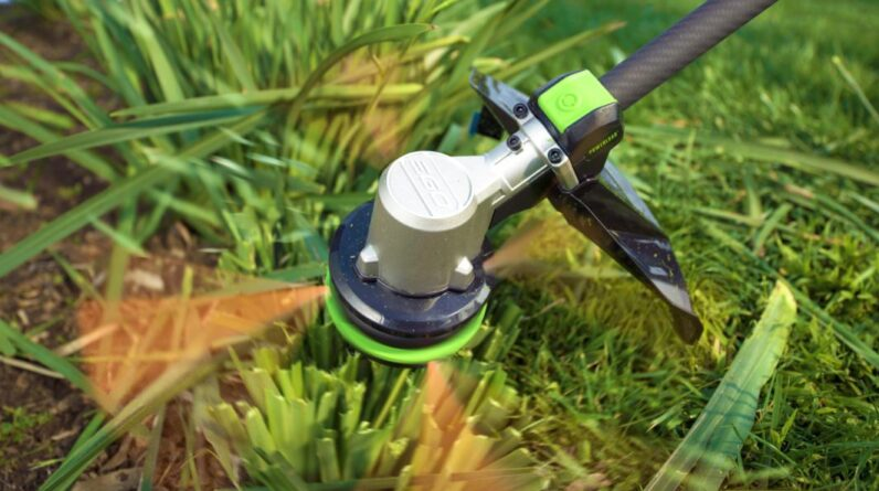 EGO POWER+15-String Trimmer with POWERLOAD